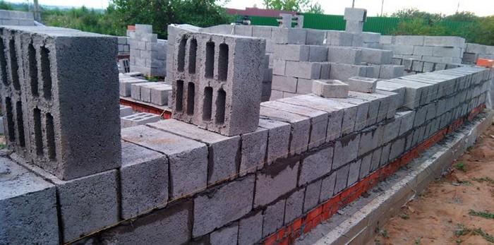 Газобетон сравнение с керамзитобетоном марка бетона f35
