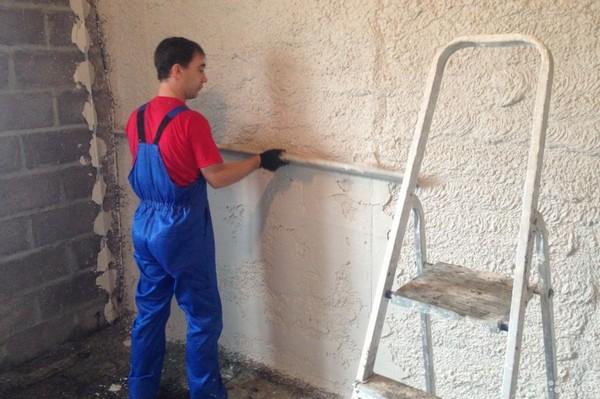 Цементно известковым или цементным раствором по камню и бетону бетон в малаховке купить
