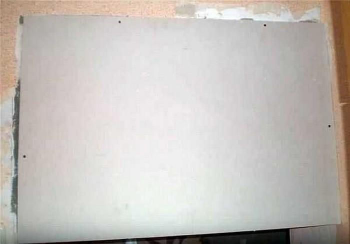 44. Прикрепленная прямоугольная заготовка на месте создания арочного проема.jpg