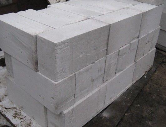кладка газобетонных блоков на раствор цементный