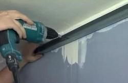 Таблица 2. Технологическая инструкция по монтажу первого уровня подвесного гипсокартонного потолка с иллюстрациями.jpg