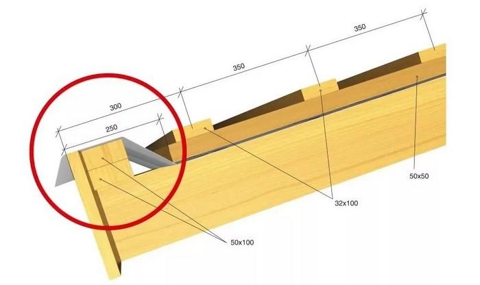 Рисунок 11. Нижняя планка каркаса.jpg