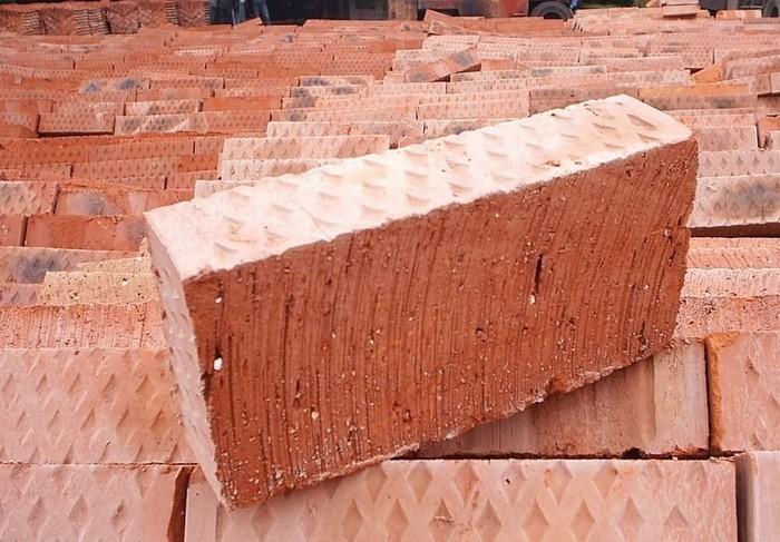 Рядовой (забутовочный) керамический материал