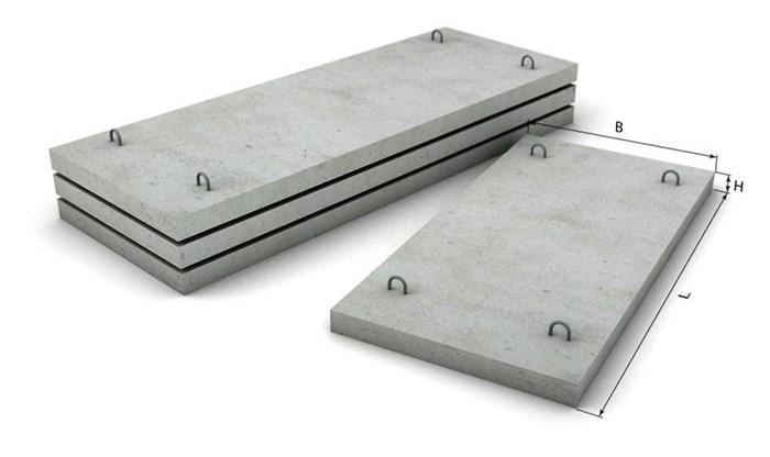 вид бетона для перекрытий